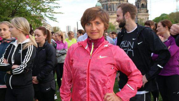... Langstreckenläuferin Irina Mikitenko dabei. Sie konnte bereits den Berlin-Marathon gewinnen.