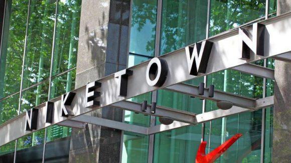 Niketown in der City West ist Geschichte. Nun ist ein Nachmieter für das Gebäude gefunden.