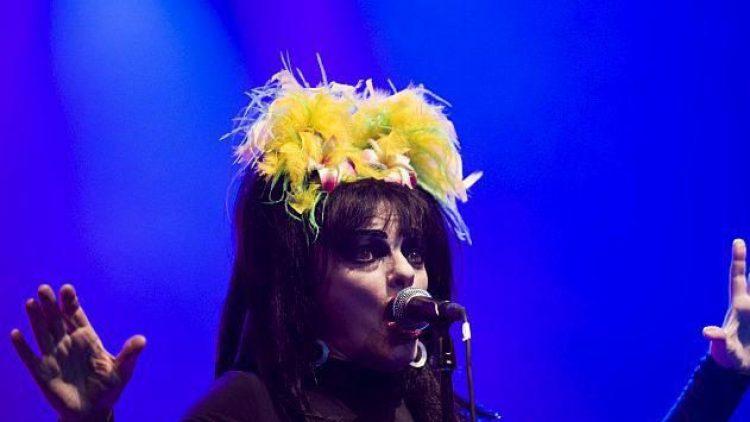 Nina Hagen live? Gibt es heute im Berliner Ensemble.