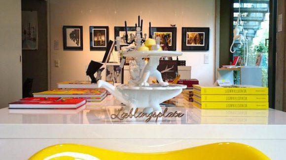 Kleinod für Comic- und Kunstliebhaber: die Konzeptgalerie Notre Goût.