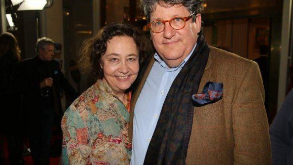 Gary Smith, Direktor der American Academy, mit seiner Frau Chana.