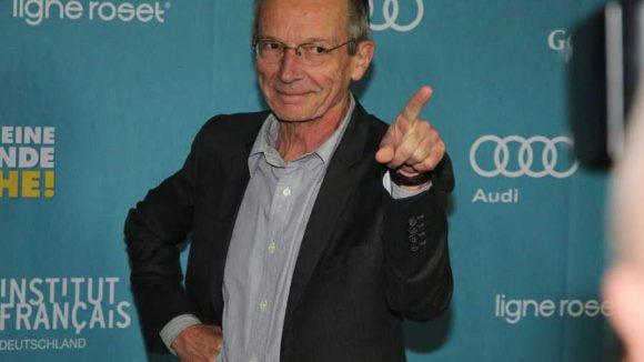 Der Regisseur des Films Patrice Leconte.