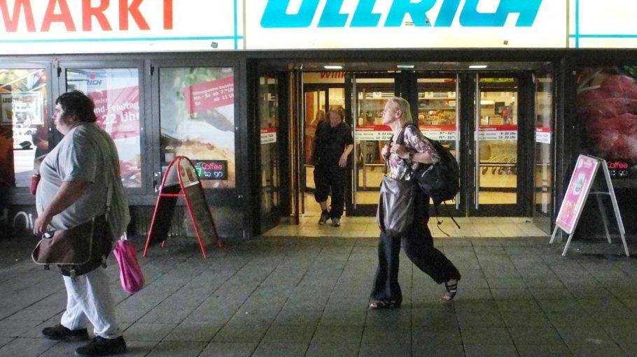 Offen für alle, auch sonntags: Der Ullrich-Verbrauchermarkt am Zoo.
