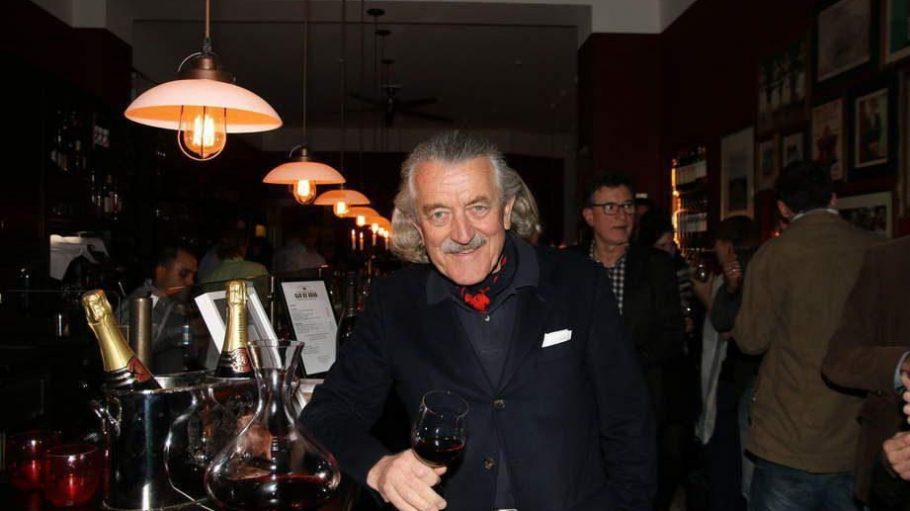 Dieter Meier alias Yello eröffnet in Berlin nach Frankfurt die zweite Deutschland-Filiale seines Wein- und Steak-Restaurants.
