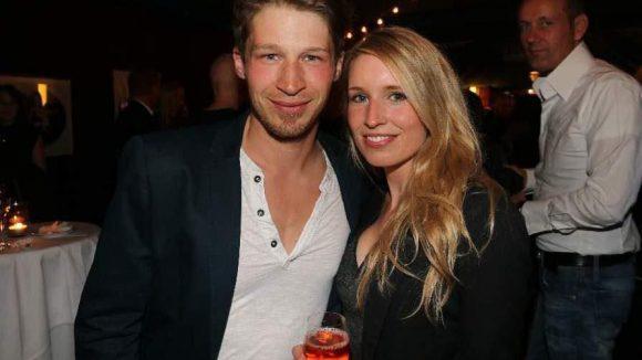 Oliver Bender (Ex-GZSZ) mit Viktoria Bossung.