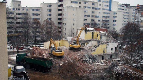 Der Abriss des Jugendzentrums war günstiger als eine Sanierung.