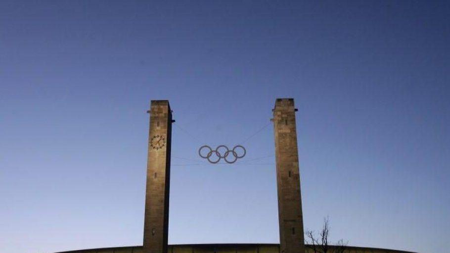 Nächtlicher Glanz: Olympiastadion Berlin