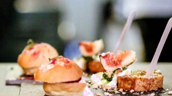 Gestatten: Appetithäppchen aus derOrganic Glamour Food Collection.