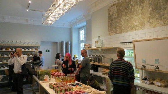 """Wir haben den neuen Laden """"Original Unverpackt"""" in Kreuzberg besucht. Klick' dich durch für mehr Bilder!"""