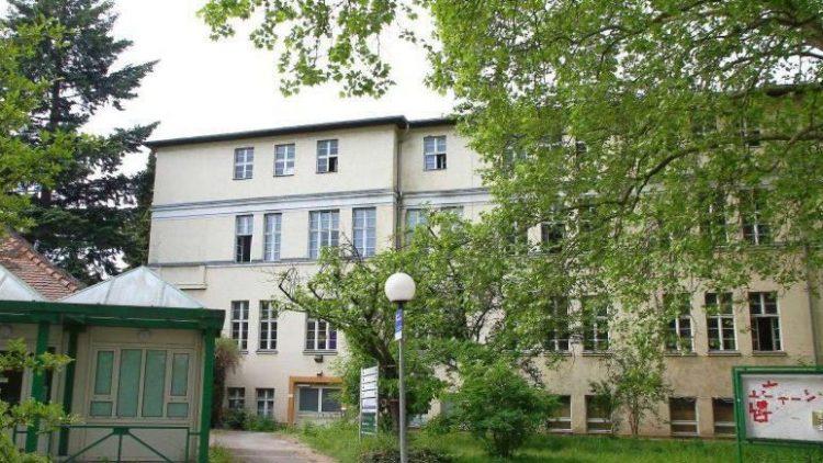 Das frühere Krankenhaus Oskar-Helene-Heim soll bebaut werden