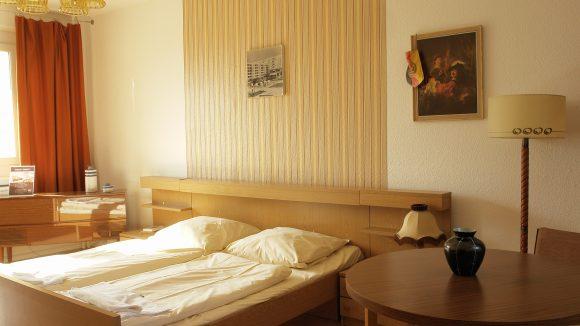 Ein klassisches Doppelzimmer