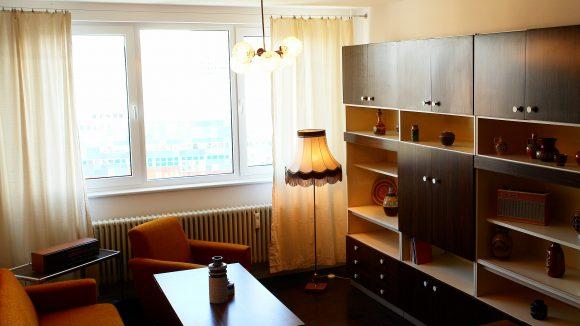 Auch DDR-Ferienwohnungen gibt es im Ostel.
