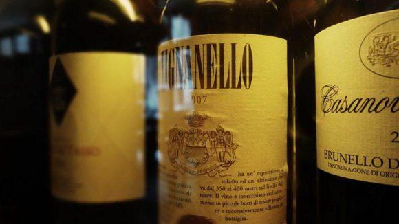 Die Weine im Opitergium werden sorgfältig ausgesucht und teilweise von kleinen Winzern direkt importiert.