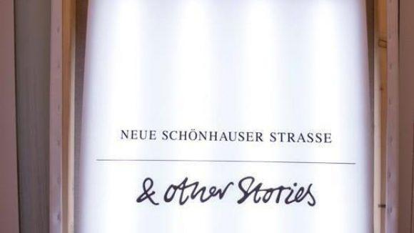 """Das Opening des Stores """"& Other Stories"""" auf der Neuen Schönhauser Straße wird schon sehnsüchtig erwartet."""