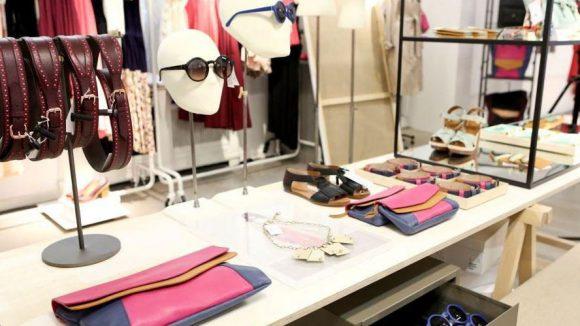 Neben Klamotten freuen sich Fashionistas vor allem auf die Taschen, Schuhe, Accessoires und ...