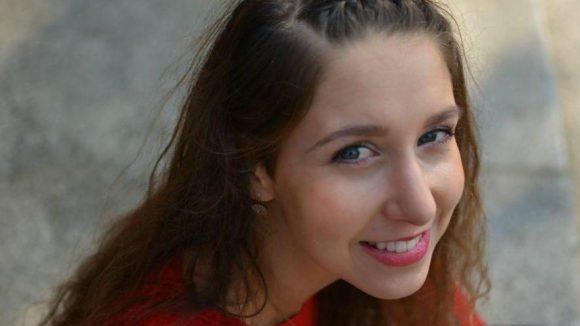 Berlins wohl bekannteste Paleo-Bloggerin: Iris Benedens.