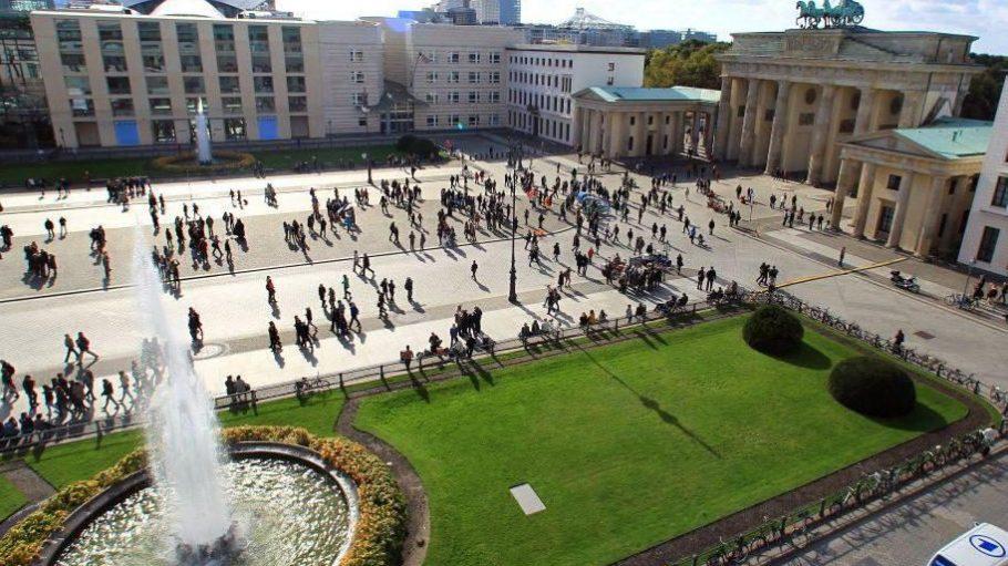 Standortvorteil. Am Pariser Platz sind die zahlreichen Stiftungen nahe beieinander.