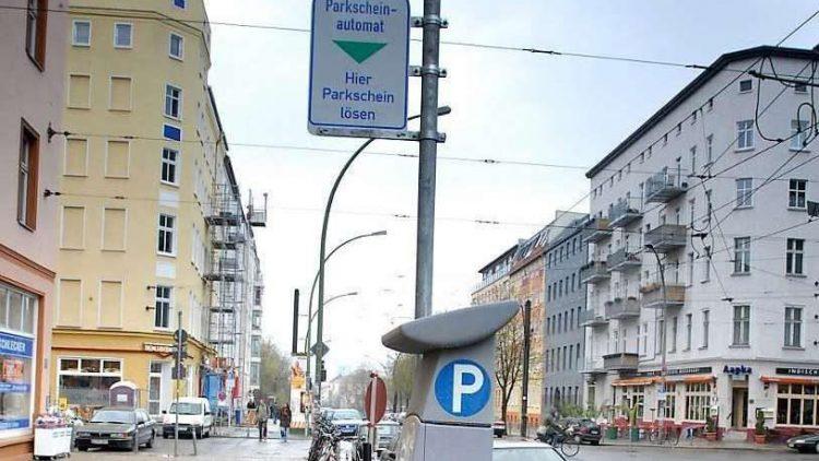 Häufig Opfer von Vandalismus: Parkscheinautomaten in Berlin