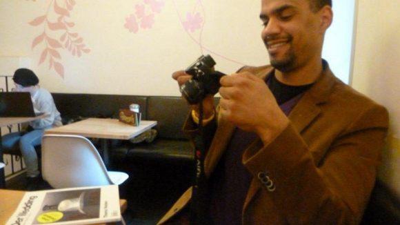 """""""Die beste Kamera der Welt? Die, die du dabei hast!"""""""