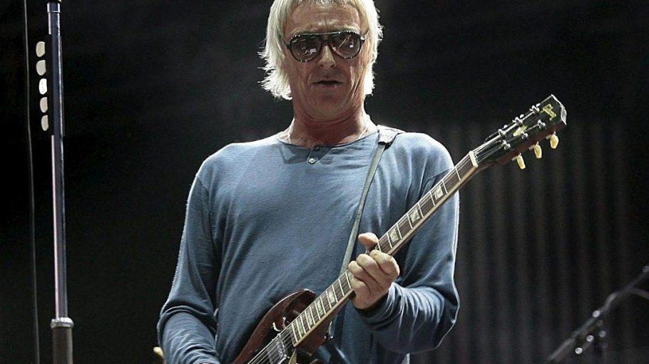 "Der ""Großvater des Britpop"", Paul Weller, ist heute in Berlin."
