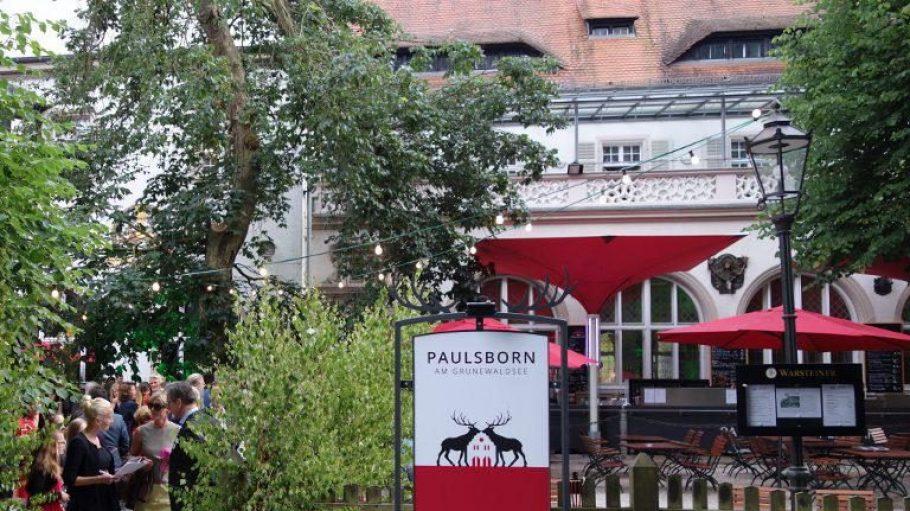 Künftig werden im Gasthaus Paulsborn nicht mehr nur Zweibeiner bewirtet.