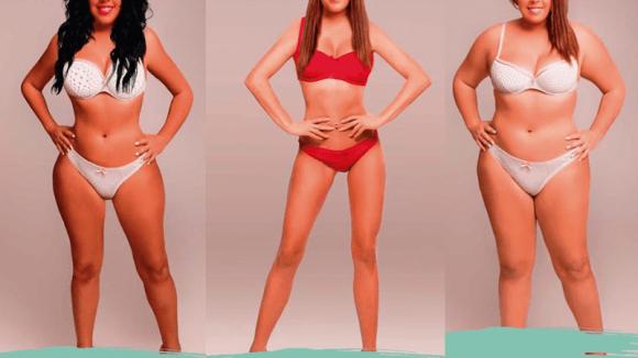 Ich mach mir die Welt, wiede-wiede-wie sie mir gefällt: So sieht es aus, wenn eine Frau extra für nationale Schönheitsideale unterschiedlich aufgehübscht wird. Welche Länder auf Po, welche auf Hüftgold und welche auf mager stehen, liest du in der Blog-Schau