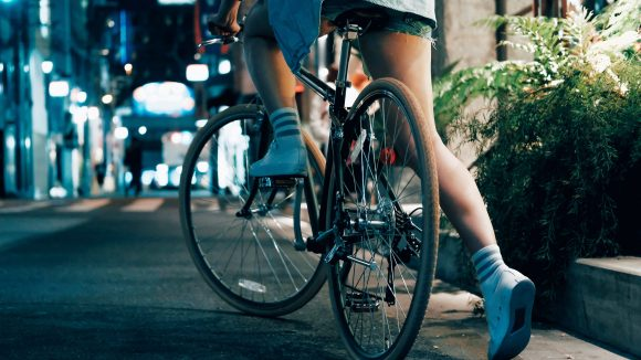 Wenn es nach Umweltsenatorin Güther geht, soll Berlin absolute Fahrradstadt werden.
