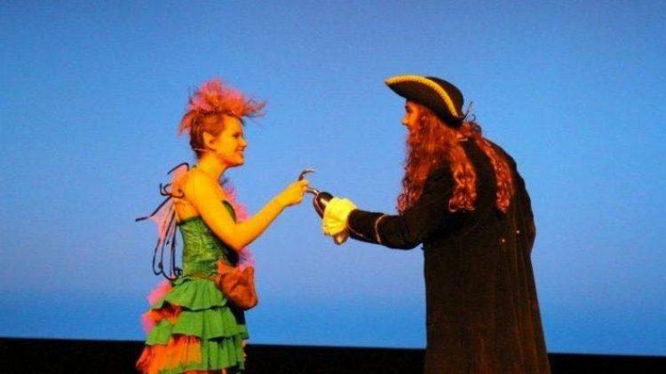 """""""Peter Pan - Fliege Deinen Traum"""" ist bereits die dritte Musical-Aufführung der Musikschule Reinickendorf."""