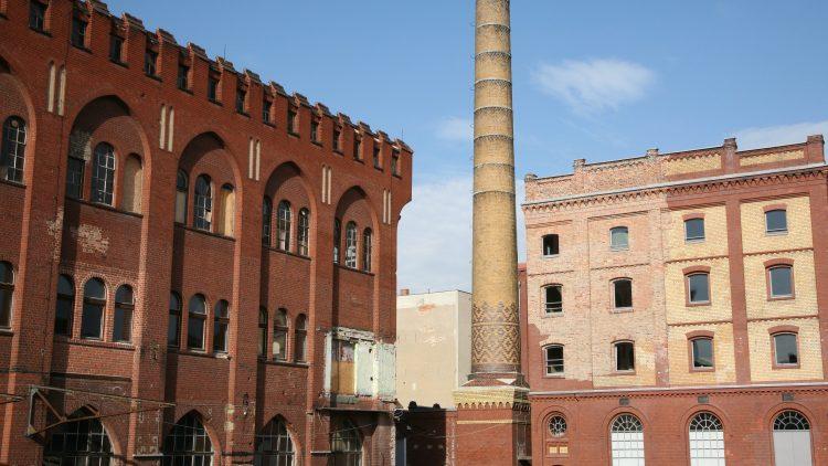 Die historische Brauerei Pfefferberg im Herzen Berlins. Hier wird seit Kurzem wieder echtes Bier gebraut.