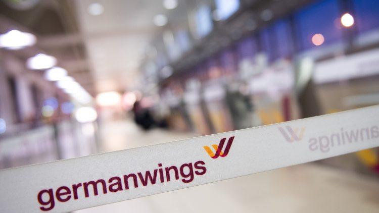 Pilotenstreik: Am 12. und 13. Februar bleiben die Schalter von Germanwings am Flughafen Tegel geschlossen.