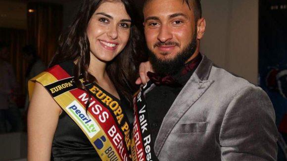 Auch die amtierenden Miss und Mister Berlin, Klaudia Kujouharova und Ahmad Srais, folgten der Einladung.