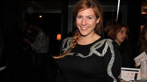 """Julia Heuse von """"Juliaandben"""": Bereit zum Netzwerken."""