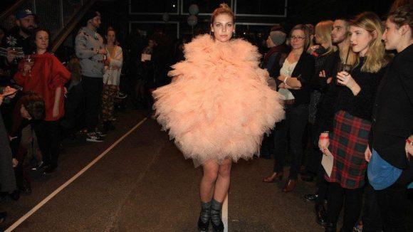 """Zauberhaftes Federkleid von """"Marina Ballerina""""."""
