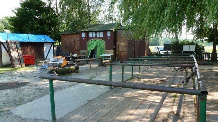 Auf dem Ponyhof in Staaken dürfen sich bald wieder Tiere und Kinder tummeln.