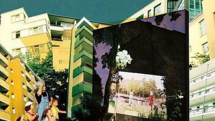 Vom 9. bis 24. August gibt es im Brunnenviertel jeweils freitags und samstags Filme kostenlos und unter freiem Himmel.