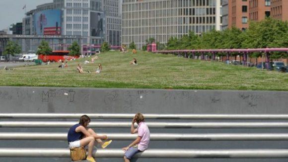Diese Grünfläche gibt es schon seit dem Jahr 2003. Zwölf Jahre später ist klar: Anwohner müssen sie nicht bezahlen.