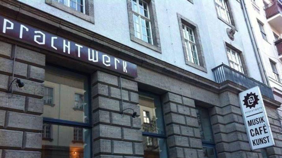 Das neue Kulturcafé in der Ganghoferstraße.