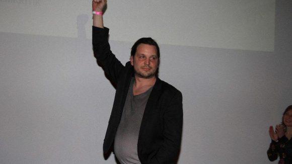 """... Sascha Andreas Gersak als Darsteller von Murat Kurnaz in """"5 Jahre Leben"""" und Benno in """"Tore tanzt"""" ..."""