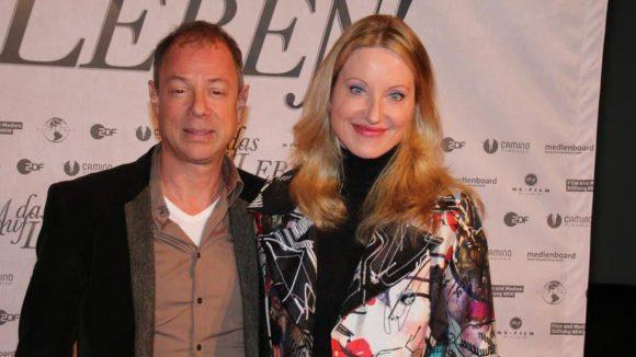 Und noch ein paar Brauners hätten wir im Angebot: Unternehmer Sammy Brauner mit Freundin Anne Manuela Tischler.