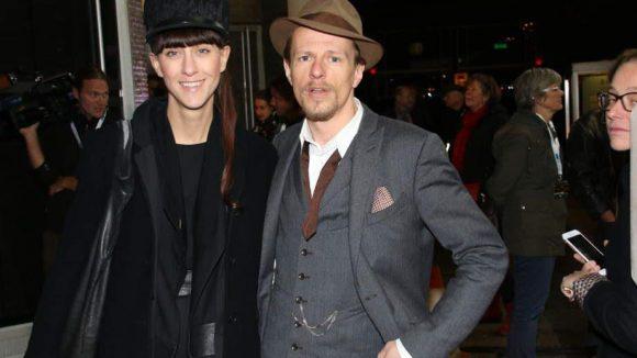 Designerin Esther Perbandt und Schauspieler Alexander Scheer gehörten ebenso zu den Gästen wie ...