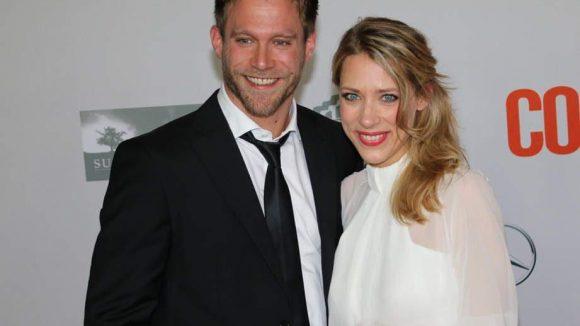 """Und zum Abschluss noch ein wirklich hübsches Paar: Ken Duken (""""Das Adlon"""") und Marisa Leonie Bach sind schon seit dem Jahr 2000 verheiratet."""