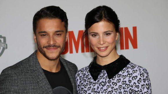 """Die beiden Hauptdarsteller von """"Coming in"""": Kostja Ullmann und Aylin Tezel."""