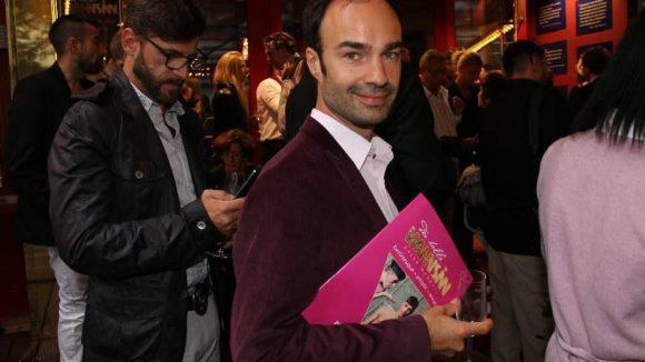 Designer Ivan Strano war auch dabei.