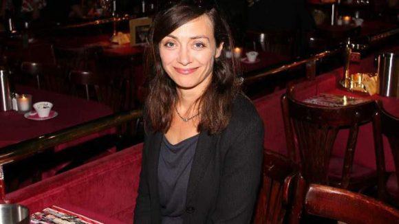 """... oder Schauspielerin Julia Richter (""""Sushi in Suhl"""")."""
