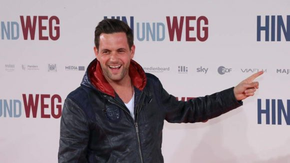 Moderator Matthias Killing und ...