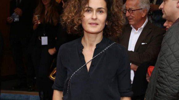 Marie-Lou Sellem spielt vor allem in deutschen Fernsehproduktionen mit.