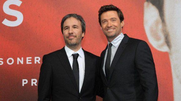 Der Regisseur und sein Star: Denis Villeneuve (l.) und Hugh Jackman.