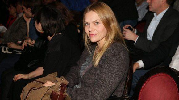 Silly-Sängerin Anna Loos gehörte zu den Premierengästen. Ebenso wie ...