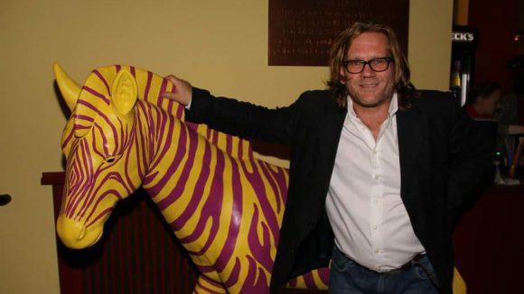 """Im Babylon Mitte feierte dann auch noch der Liebesfilm """"Simplify your Soul"""" Premiere. Regisseur ist Markus Boestfleisch."""