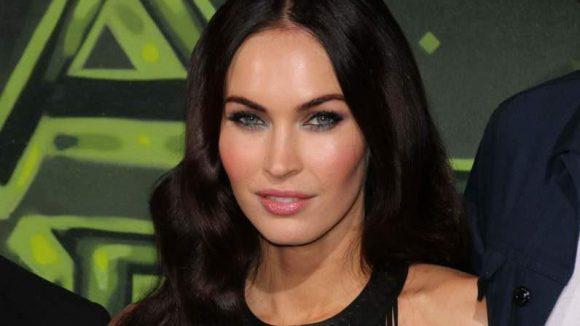 Unumstrittener Star des Premierenabends: Schauspielerin Megan Fox.